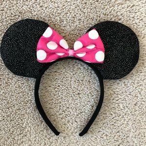 💕🐀Minnie Mouse ears headband💕🐀